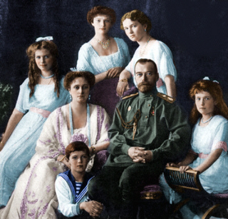 Familia Romanov