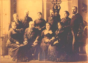 Familia antigua
