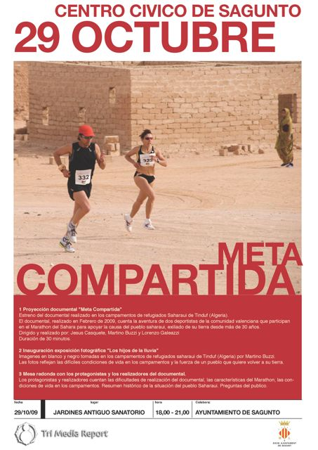 "Estreno del documental ""meta Compartida"""