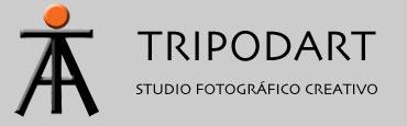 logo antiguo tripodart fotografia creativa