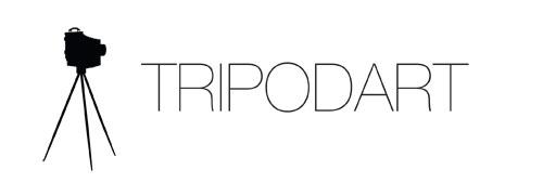 logo tripodart estudio fotografico valencia