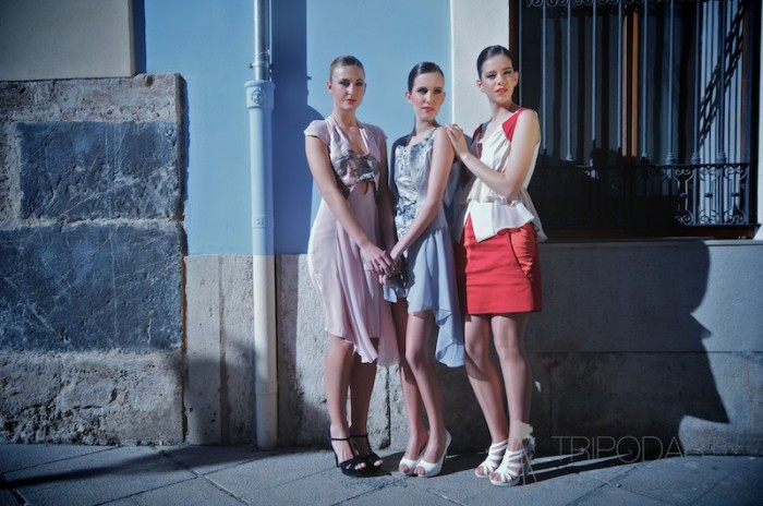 street fashion parade andra cora